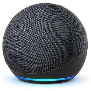 Amazon Echo Dot (4. Generation) anthrazit / blaugrau