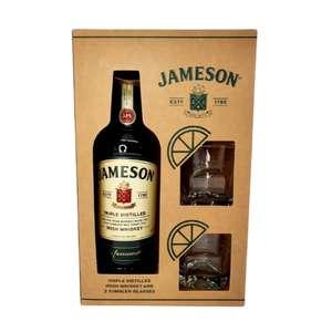 0,7L Jameson Whiskey + 2 Whiskey-Gläser bei Spar