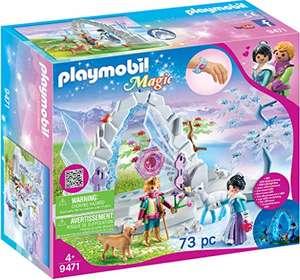 PLAYMOBIL Magic Kristalltor zur Winterwelt