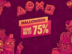 PSN Store Halloween-Sale