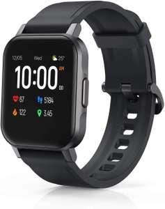 AUKEY Smartwatch Fitness Tracker Schwarz
