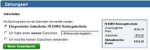 70€ Expedia Gutschein für Click&Mix Reisen - günstige Flüge mit Hotel