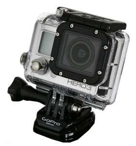 Action-Kamera GoPro Hero 3 Black Edition für 369€ *Update* jetzt für 359,99 € bei Sport Eybl!