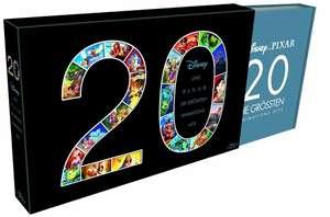 Buch.de: 15% Rabatt auf viele Kategorien mit Gutschein - z.B. Disney Animations-Hits für 102 € vorbestellen