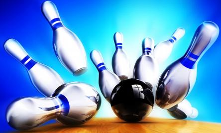 2-4 Stunden Bowling für bis zu 8 Personen ab 21,90 € - bis zu 60% sparen