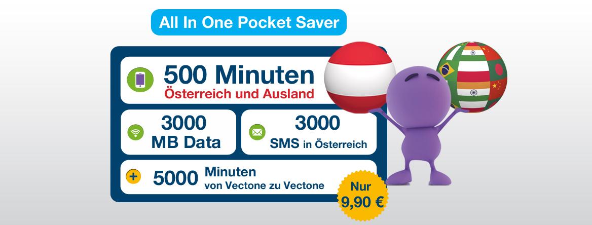 Vectone Mobile - Mobilfunkanbieter mit neuem Kampfpreis