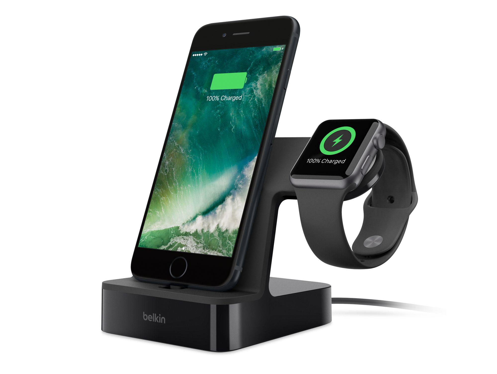 Belkin PowerHouse Ladestation für iPhone/Apple Watch