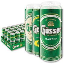 PENNY GÖSSER Naturradler / Märzen / Alkoholfrei 0,5l ab 24 Dosen nur am Do 29.3.