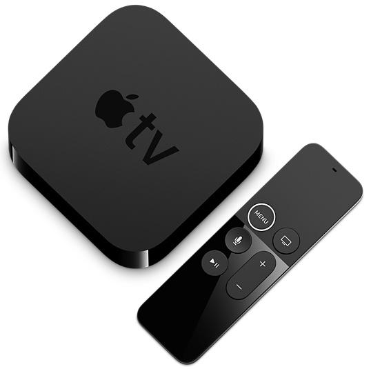 Apple TV 4 (2015 Version)