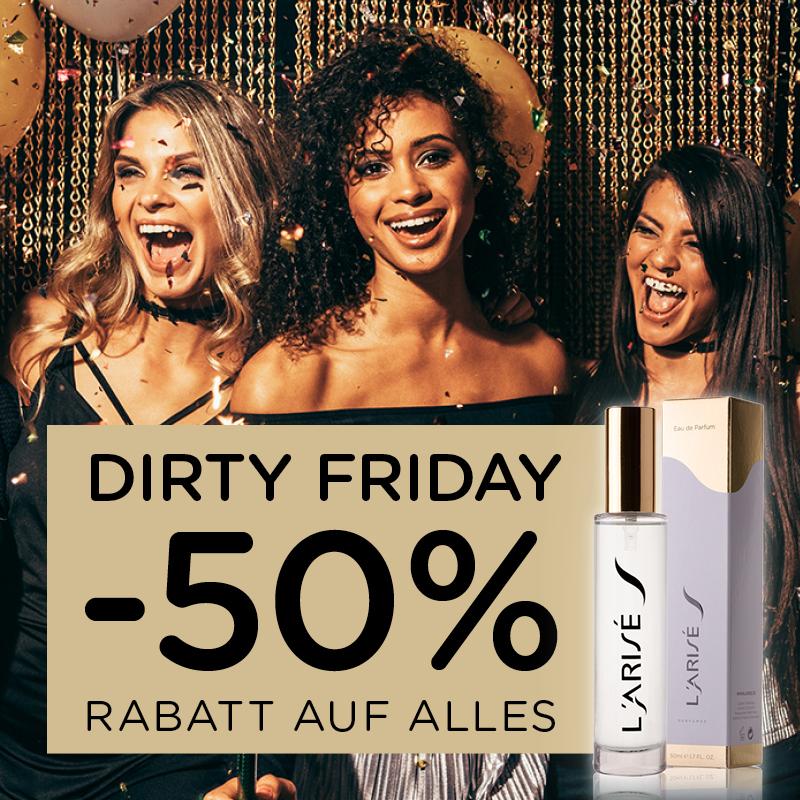 L'Arisé Parfum: 50% auf Alles (Marken Duft-Zwillinge) - nur am 15.6.2018