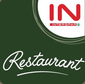 InterSpar Restaurant - täglich 50% auf (fast) Alles ab 16 Uhr