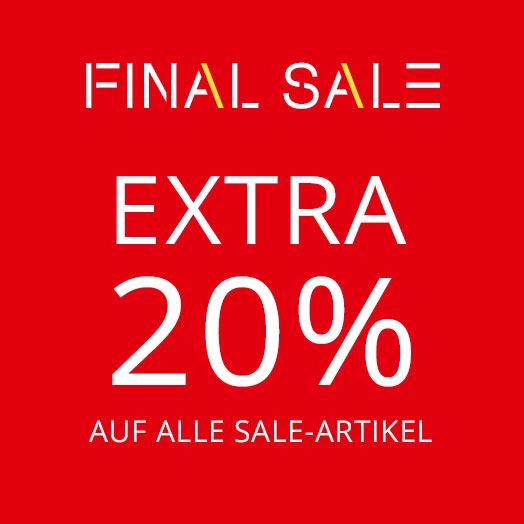 Esprit: -20% auf bereits reduzierte Ware sparen