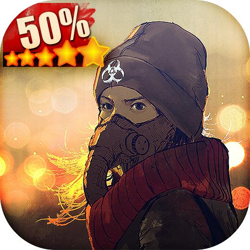 Dead City - Survival Text Adventure zum halben Preis! 4,6 Rating