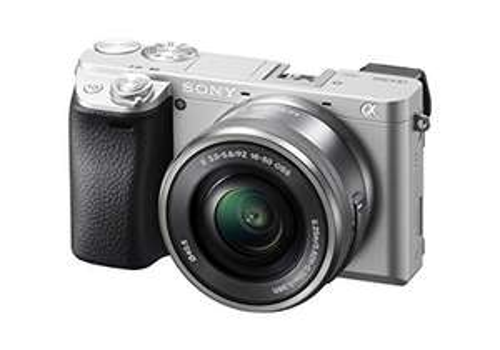 Amazon.es: Sony Alpha 6300 silber + Objektiv 16-50mm um 679,55€