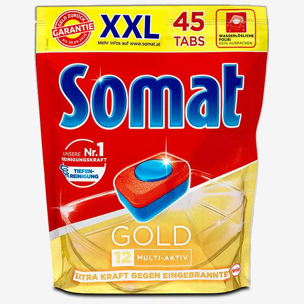 Somat Gold 45 Tabs Geld zurück bei nicht zufriedenheit (bis 2019)