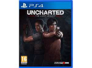 [PS4] Uncharted Lost Lecacy