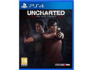 [Saturn.at] Uncharted: The Lost Legacy - €15 VSK-frei