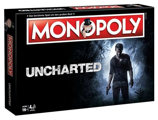 Uncharted - Monopoly (Bestpreis!!!) und Lizenzierte  Call of Duty: Black Ops 4 - Tasse Edelstahl um 3,96€