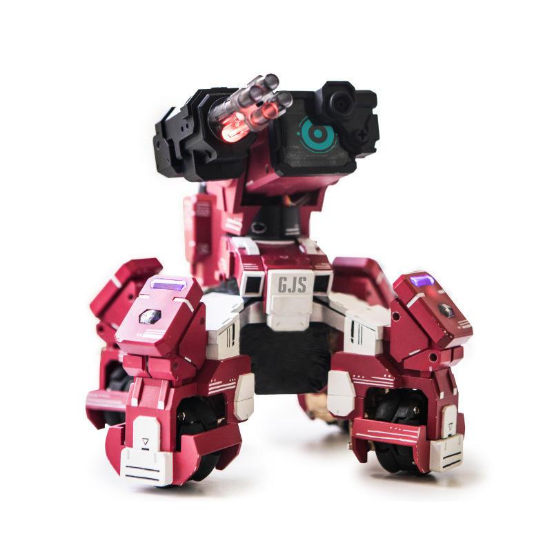 [Gearbest] GJS Geio Smart Battle Armored AI Robot
