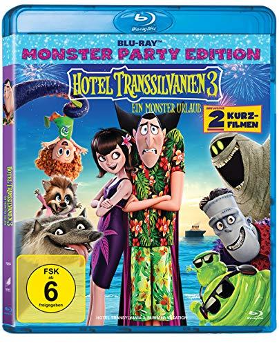 [Amazon] Hotel Transsilvanien 3 - Ein Monster Urlaub [Blu-ray]