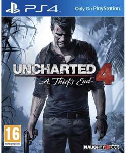 Uncharted 4: A Thief's End (Englisch)