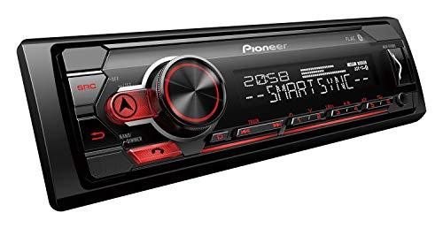 Pioneer MVH-S310BT Autoradio mit halber Einbautiefe (Bluetooth, USB, AUX-IN) - Blitzangebot