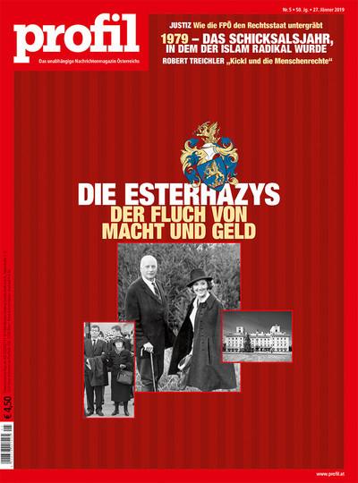 """(Exklusiv) """"Profil"""" Wochen Magazin Jahres-Abo"""