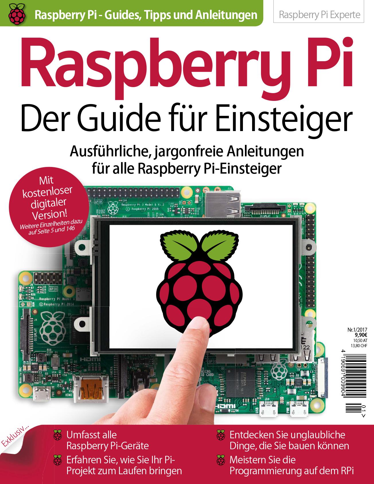 [Kostenlos] Raspberry pi Expert Guide – Der Guide für Einsteiger