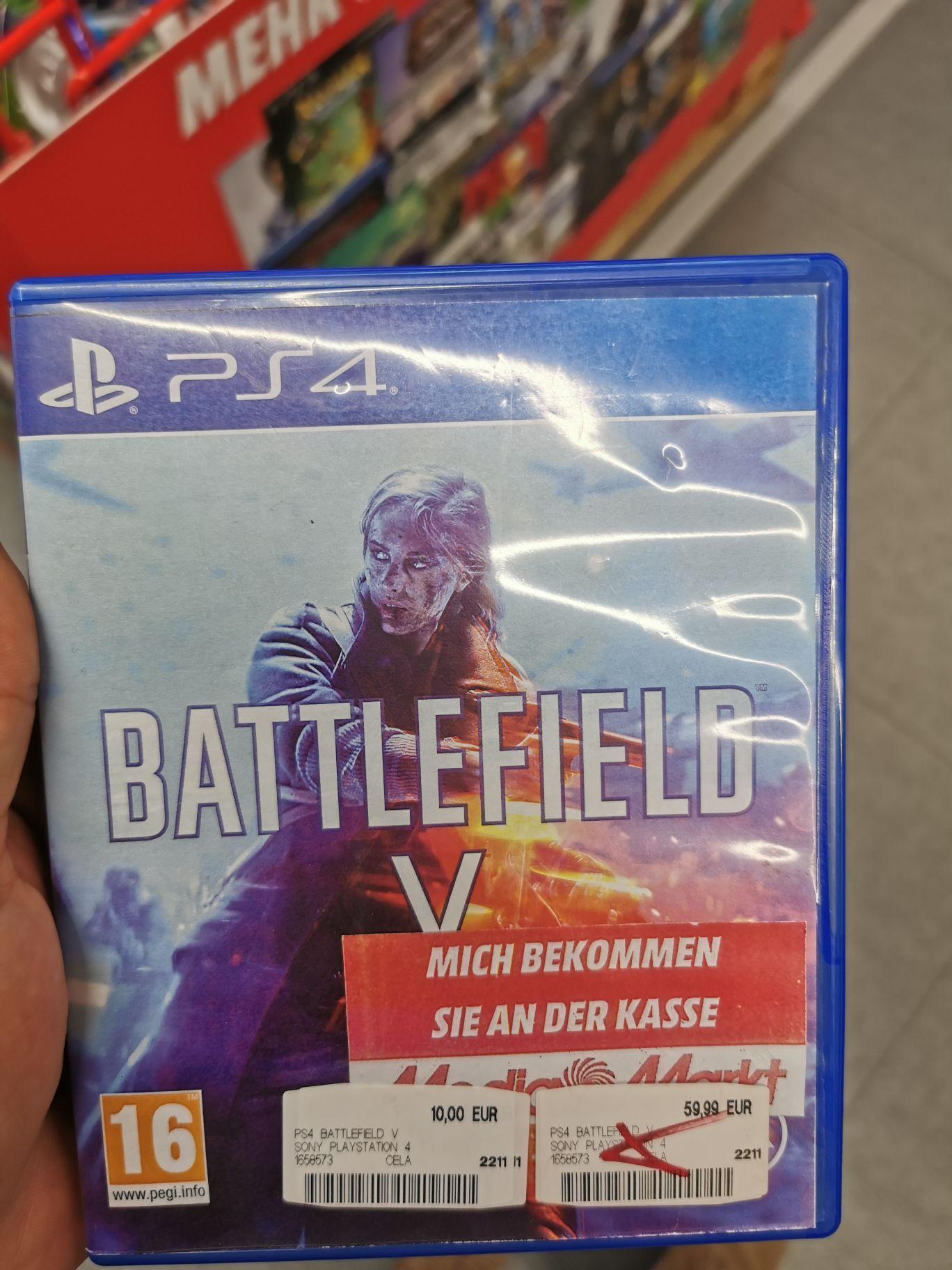 [PS4] Battlefield 5 ( Lokal MM Floridsdorf)