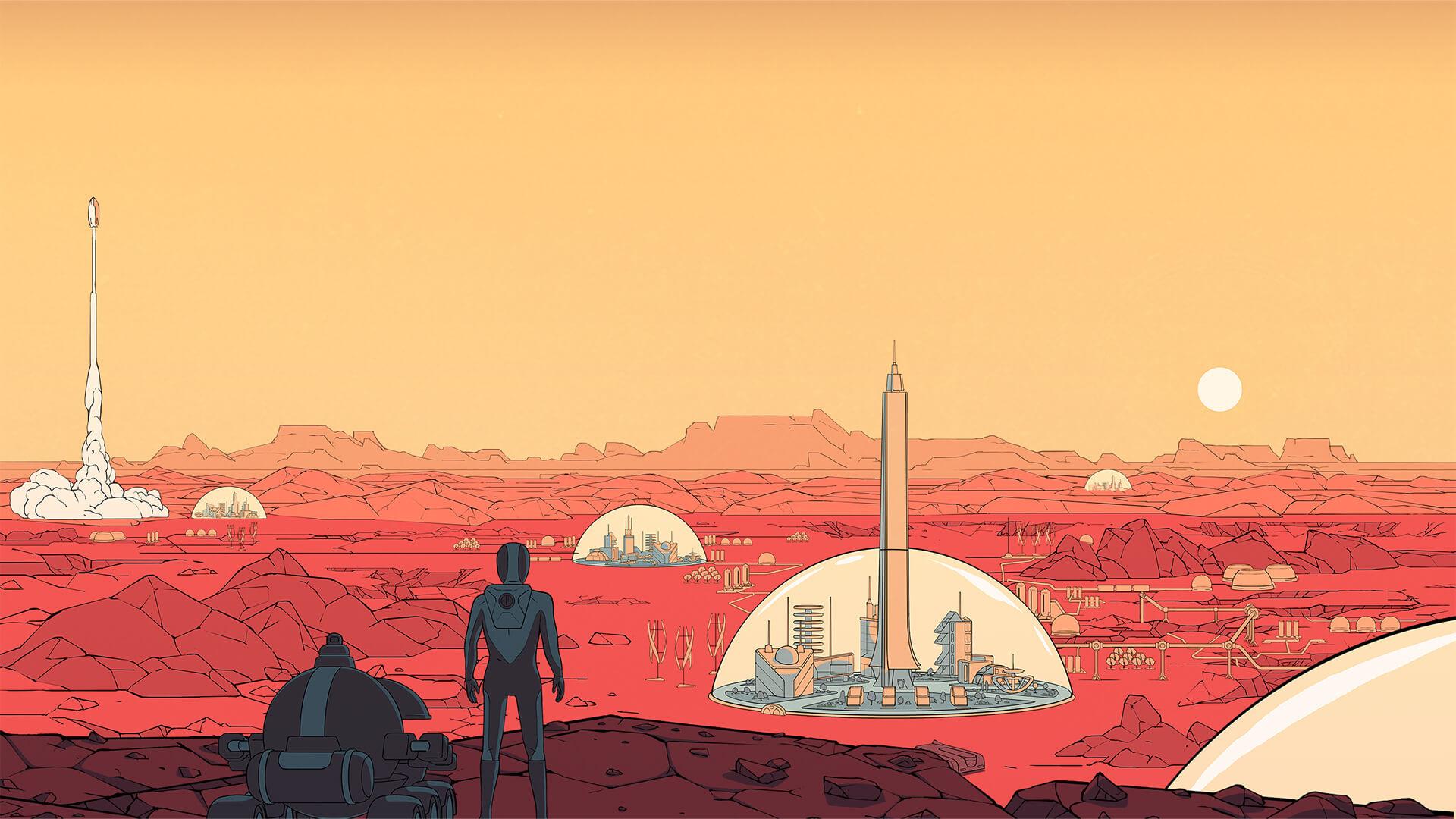 [PC] Surviving Mars - Besiedle den Mars und entdecke mit minimalen Verlusten seine Geheimnisse.