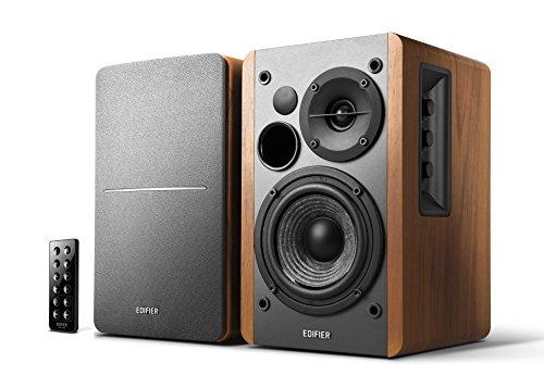 EDIFIER Studio R1280DB - 2.0 Bluetooth-Lautsprechersystem (42 Watt) mit Infrarot-Fernbedienung