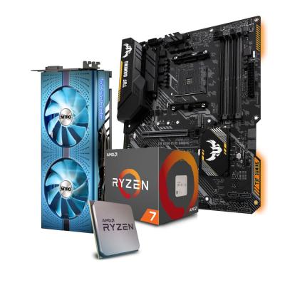 AMD Upgrade Bundle - Mainboard/CPU/Grafikkarte