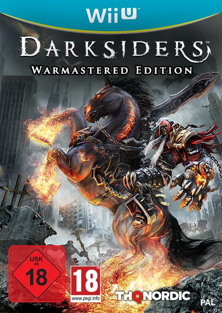 Darksiders Warmastered Edition für Wii U
