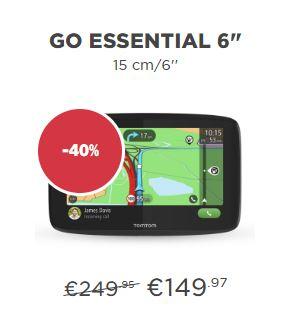 TomTom GO Essential 6
