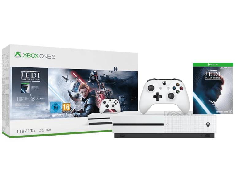 Xbox One S Jedi Fallen Order Bundle