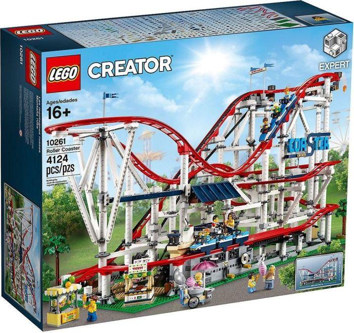 (*Sammeldeal 2.0*) [Alza.at] Lego Angebote z.B. LEGO Creator Expert - Achterbahn (10261) um nur 230€ (Bestpreis!)