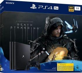 Sony PlayStation 4 Pro 1TB Death Stranding Bundle