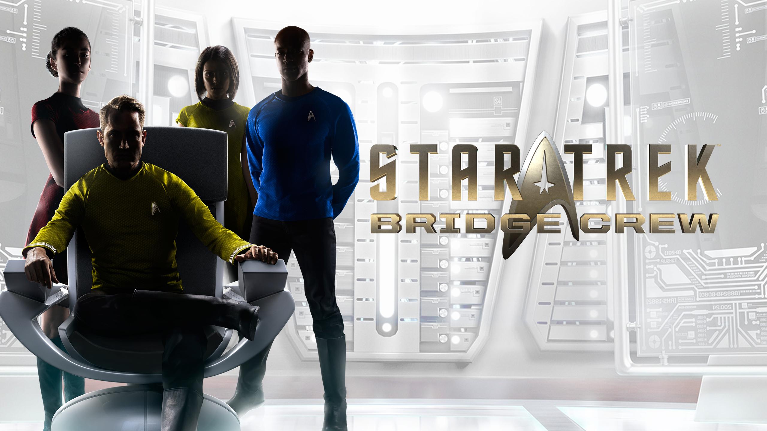 [Oculus Quest +Rift S] Star Trek™: Bridge Crew + DLC The Next Generation für nur €11,43