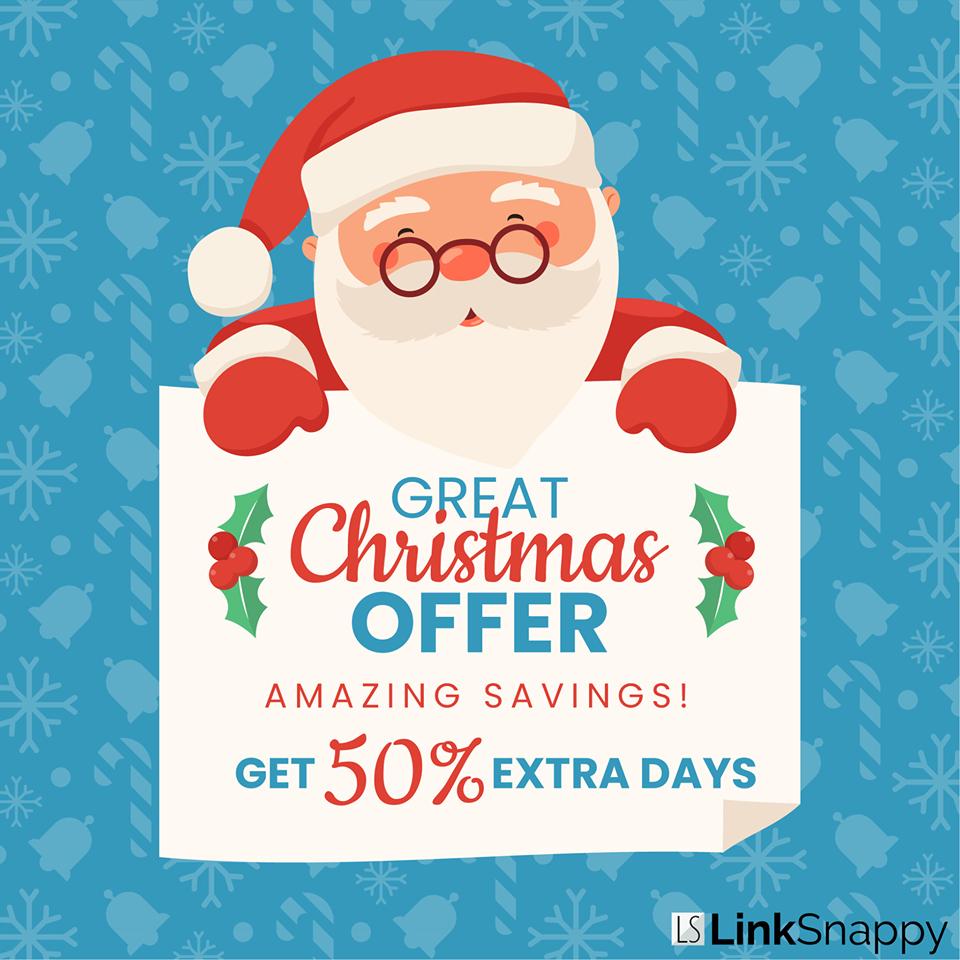 "Linksnappy (Multihoster) - 50% Extra ""Zeit"""