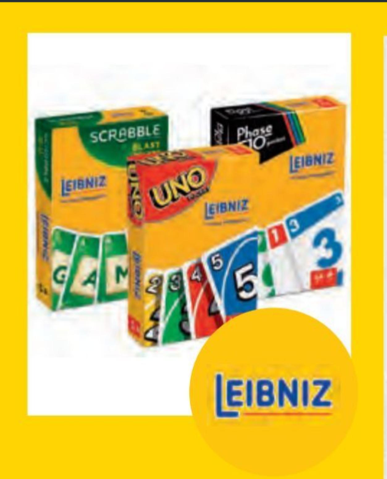 [Billa] 2x Leibniz Produkt + 1 Spiel gratis