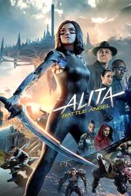 Alita Battle Angel auf iTunes / Apple TV (4K + Bonusmaterial)