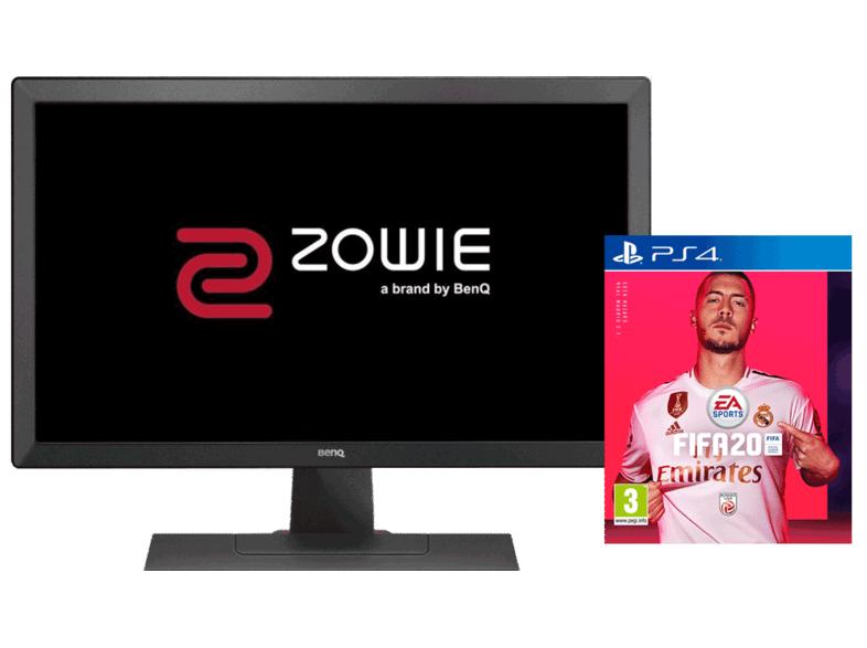 "BenQ 24"" Monitor Zowie RL2455S + Fifa 20 (PS4)"