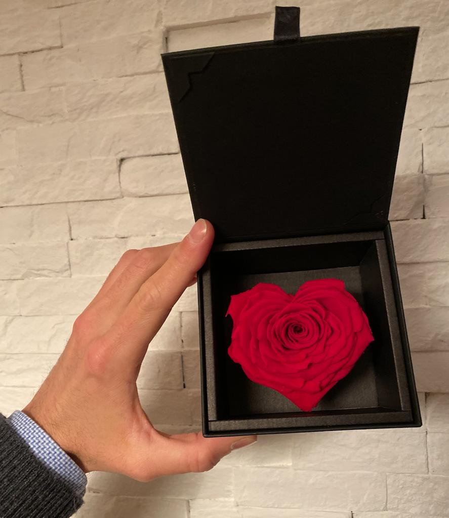 (Preisjäger Exklusiv) Valentinstag Special - 25% Rabatt auf Infinity Rosen (halten 3 Jahre!)