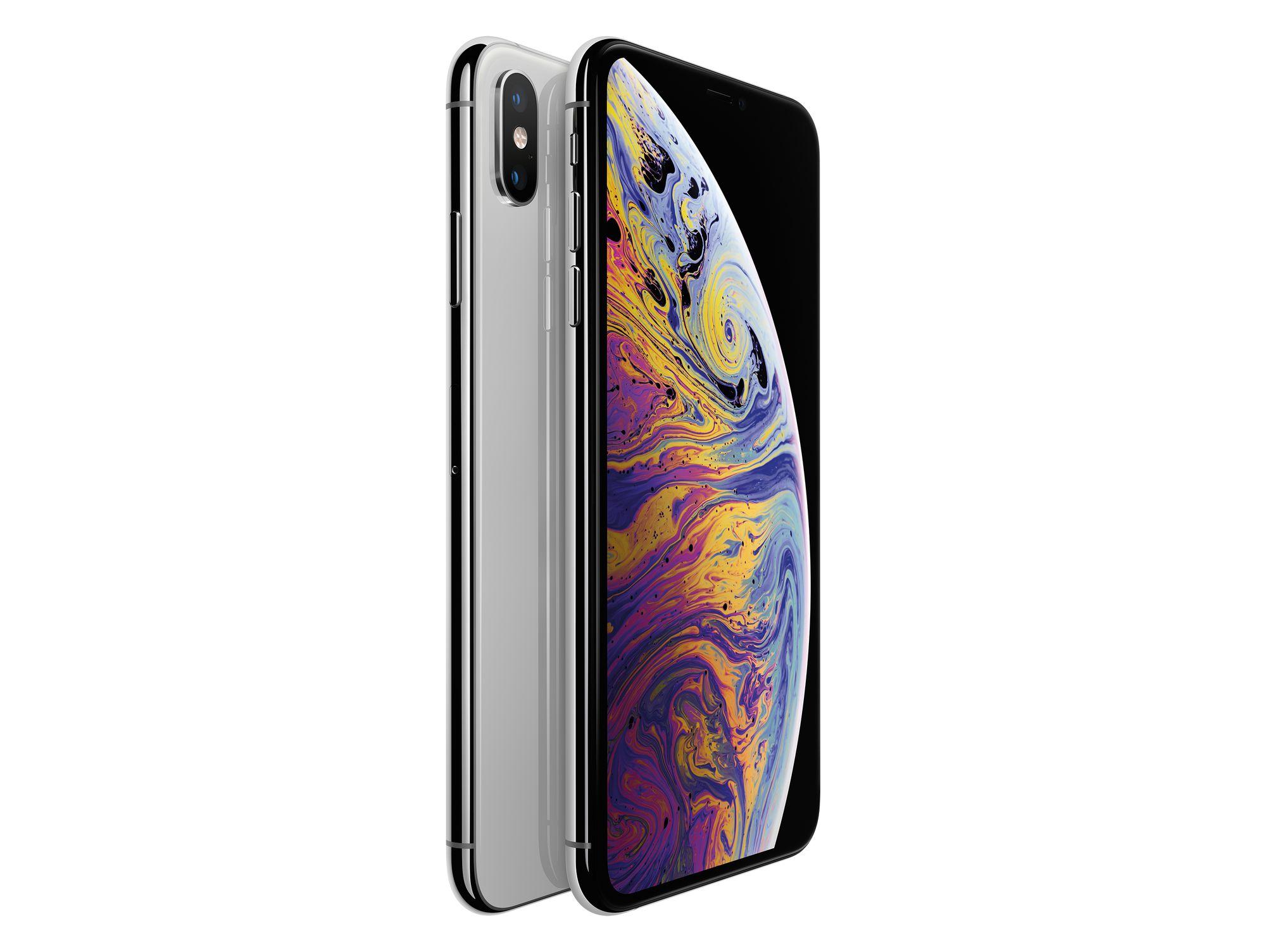 iPhone XS MAX 512GB silber und gold
