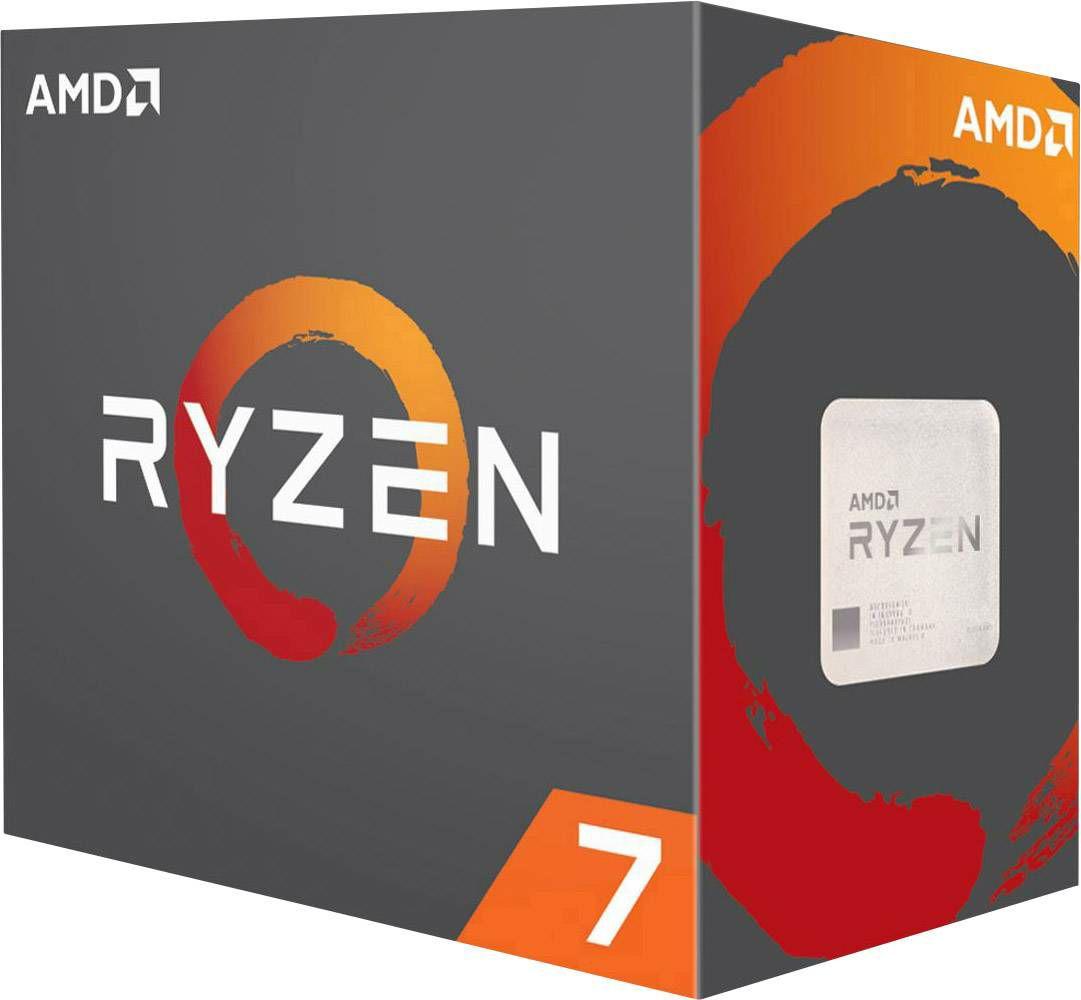AMD Ryzen 7 1800X (8x 3,6/4,0GHz) 16MB Sockel AM4 CPU BOX
