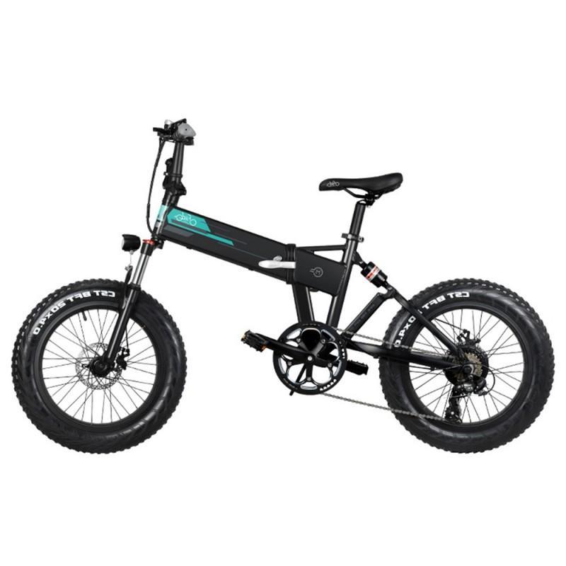 "FIIDO M1 - faltbares E-Bike mit Alu-Rahmen und 20"" Reifen"