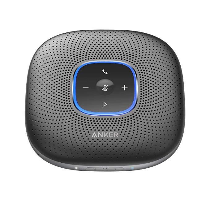 Anker PowerConf Bluetooth Lautsprecher mit 6 integrierten Mikrofonen
