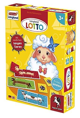 Pegasus Spiele Langland Lotto