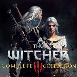 GOG Frühjahrs-Sale zB The Witcher Universe Collection um 19,95€ [PC]