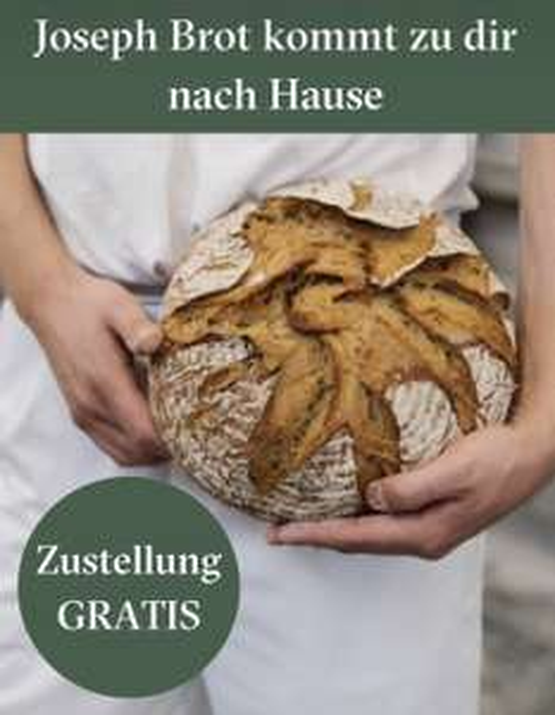 (Wien) Hausbrot / Joseph Brot - GRATIS Zustellung